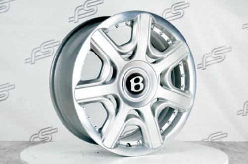 Jogo de Roda Bentley Aro 17 ZK580
