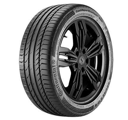 PNEU 225/45R17 RUN FLAT CONTISPORT CONTACT 5 CONTINENTAL 91W