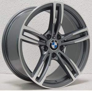 JOGO DE RODA BMW M3 ARO 18 - PREÇOS PROMOCIONAIS VIA WHATSAPP!
